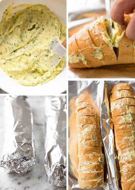 Better-Than-Dominos Garlic Bread   RecipeTin Eats