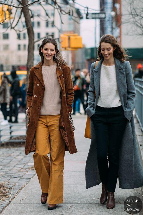 Sara Blomqvist and Alana Zimmer