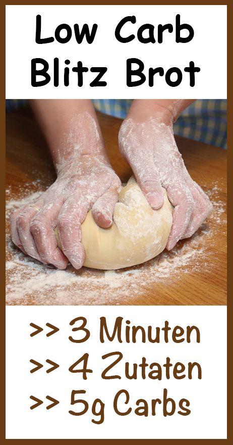 Brot während Diät? Mit diesem Rezept kein Problem und sogar schnell abnehmen.