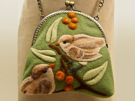 Nature's Song purse