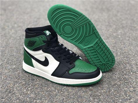 Kd Shoes, Hype Shoes, Air Jordan Shoes, Green Nike Shoes, Jordan Retro 1, Jordan 1 Retro High, Jordan 11, Nike Air Jordans, Jordans For Men