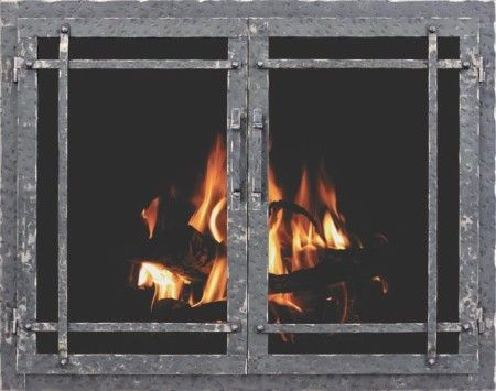 Sealed Fireplace Doors Choice Image Doors Design Modern