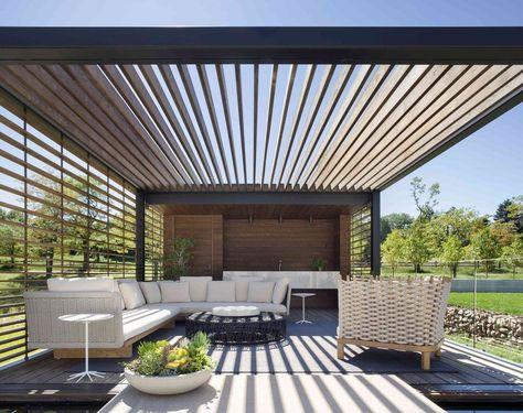 Inspiration pour créer de l\'ombre sur la terrasse en 2019 ...
