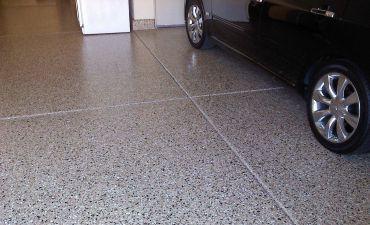 Plancher Epoxy Recouvrement De Plancher De Garage Entreprises A