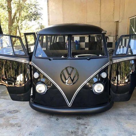 Vw Bus, Car Volkswagen, Vw Camper, Vintage Volkswagen Bus, Volkswagon Van, Kombi Hippie, Kombi Pick Up, Vw Minibus, Combi T1