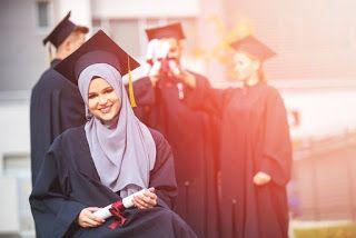 صور عبايات تخرج 2019 اجمل ارواب حفل التخرج Graduation Gown Photo Gowns