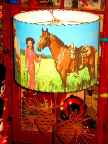 Vintage cowboy riding horses motorcycle lamp shades south west vintage cowboy riding horses motorcycle lamp shades south west style on etsy 1500 so you wanna be a cow girlboy pinterest riding horses mozeypictures Image collections
