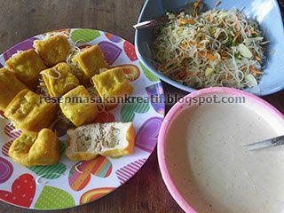 Resep Tahu Isi Bihun Sayuran Renyah Resep Tahu Resep Masakan Indonesia Makanan