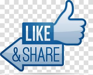 Like And Share Illustration Facebook Like Button Share Icon Facebook Transparent Background Png Clipart Logo Facebook Share Icon Clip Art