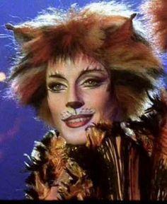 Musical Cats Makeup Google Search Cats The Musical Costume Cat Makeup