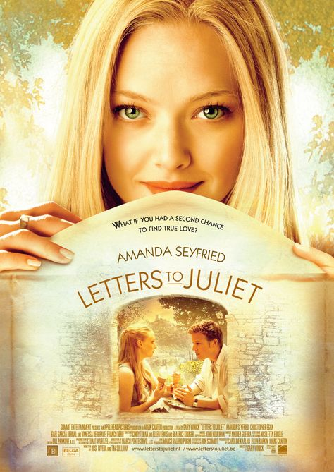 Letters To Juliet Filmes Romano Shows