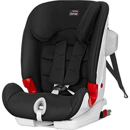 Britax Romer Advansafix Iii Sict Group 1 2 3 9 36kg Car Seat Cosmos Black Car Seats Child Car Seat Baby Car Seats