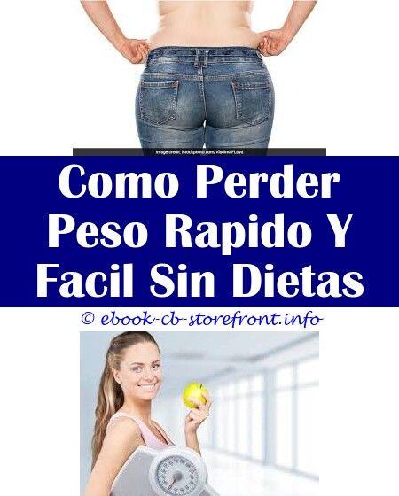 ¿cómo puede un hombre perder peso rápidamente?
