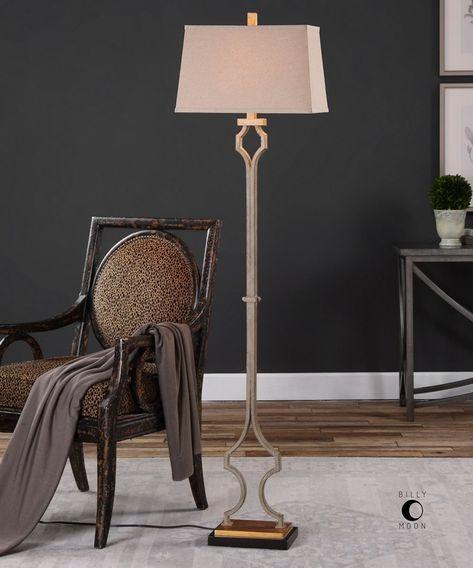 0 006520 Vincent Gold Floor Lamp Gold Floor Lamp Traditional Floor Lamps Floor Lamp