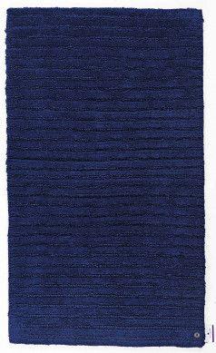 Badezimmer Teppich Cotton Stripes Navy Von Tom Tailor Badezimmerteppich Teppich Blaue Teppiche