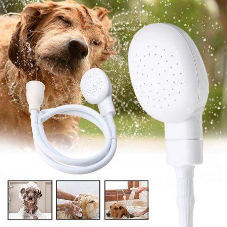 Patio Garden Dog Shower Dog Cleaning Shower Heads