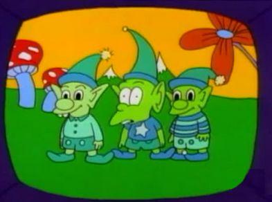Image result for happy little elves
