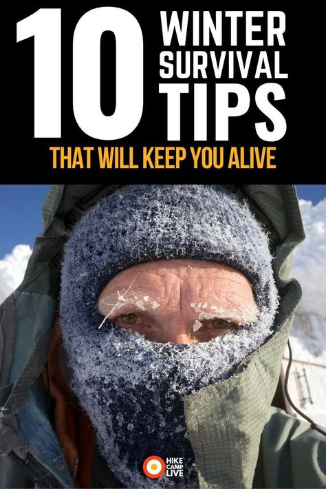 10 Steps To Survive A Winter Power Outage Wilderness Survival