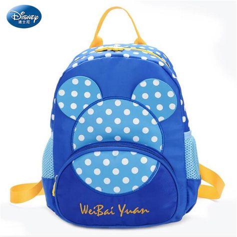 Girls School Cartoon Bag Kids Kindergarden US NEW Backpack For Boys