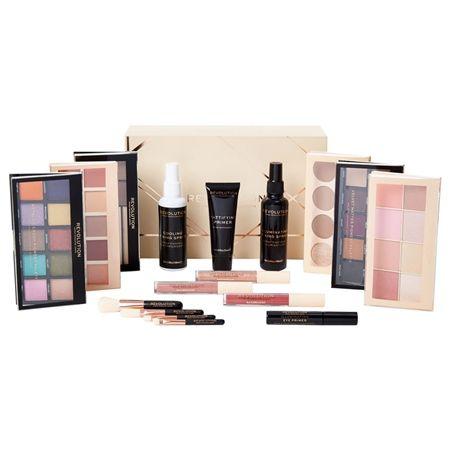12 Days Of Christmas Beauty Advent Calendar Makeup Gift Sets Makeup Revolution