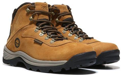 3fe0b76086db Timberland Men s White Ledge Waterproof Hiking Boot
