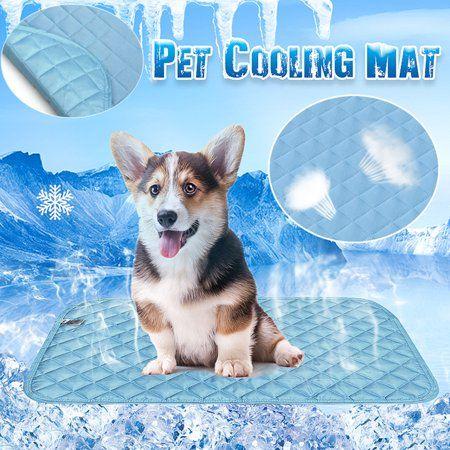 Pets Dog Cooling Mat Dog Pads Pet Cooling Mat