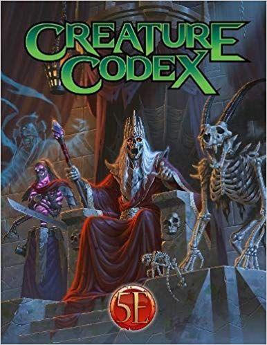 PDF DOWNLOAD] Creature Codex Free Epub/MOBI/EBooks | Read