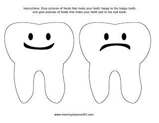 Crest Dental Health Month Activities