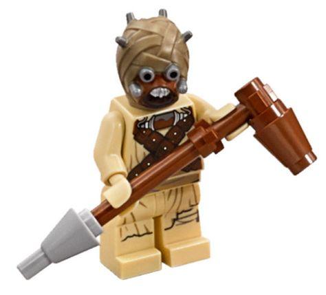 75173 TUSKEN RAIDER LEGO STAR WARS Minifigure