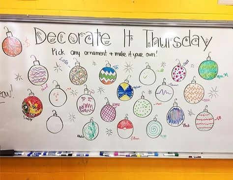 create Decorate It Thursday! Each...