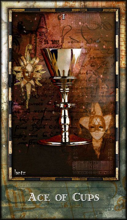 Welcome to day 38 of show you fave  Ace of Cups - Archeon Tarot Today I used Ace of Cups from Archeon Tarot #showyourfave #dailytarot #tarotdaily #ArcheonTarot #aceofcups #tarotcards Archeon Tarot Ace Of Cups cups show your fave tarot tarot cards tarot of the day