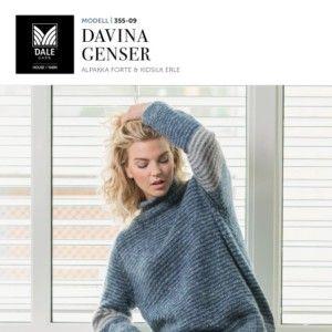DG355 09 Davina genser | Dale Garn