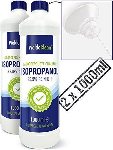Details Zu Isopropanol 99 9 Isopropylalkohol Reiniger Inkl