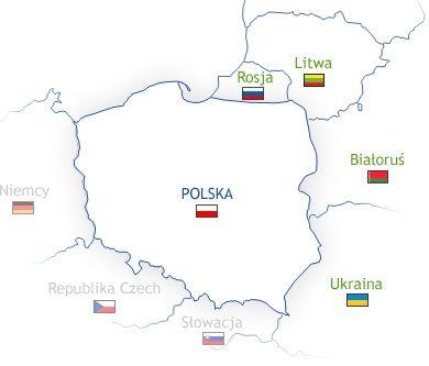 Sasiedzi Polski Polska Polska Edukacja Edukacja Wczesnoszkolna