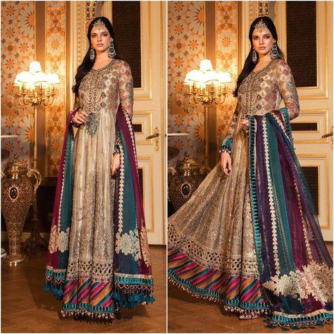 Pakistani Indian Wedding dresses Bridal Lehnga Collection | Etsy