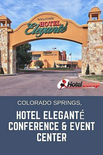 Hotel Elegante Conference Event Center Colorado Springs