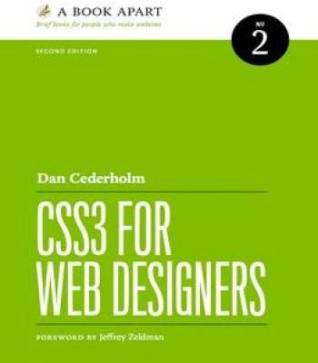 Css3 For Web Designers 2nd Edition Pdf Web Design Web Development Design