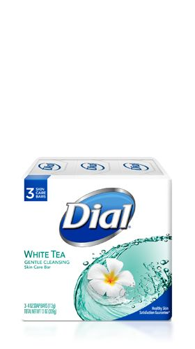 Dial White Tea Skin Care Bar Soap Perfume Body Spray White Tea Skin Care