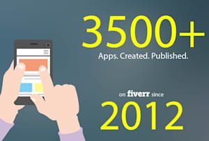 Mobile App Development Services Android Ios Fiverr In 2020 Website To App Mobile App Development App Development