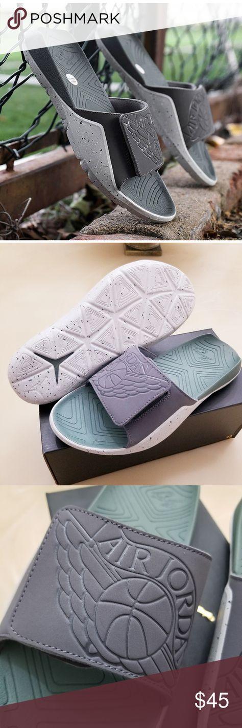087b58d3aa5939 Jordan Men s Hydro 7 Slides Sandals New In Box