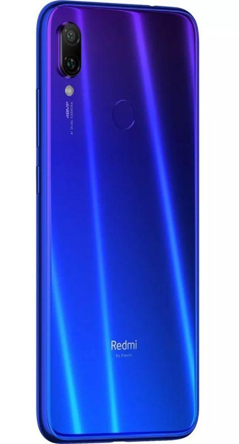 Xiaomi Redmi Note 7 128gb 4gb Ram 48mp 5mp Camara Dual