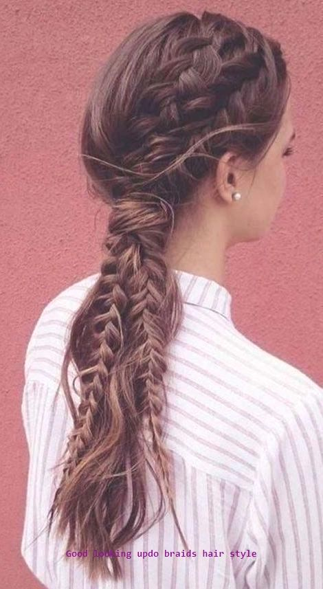 Good Looking Braid Ideas Hairbraids Braids For Long Hair Long Thin Hair