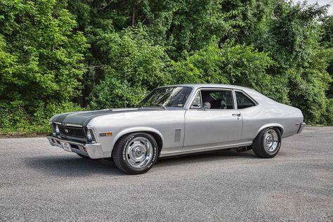 1969 Chevrolet Nova SS396, 402 4bbl BBC/T10 4speed/3.08 12bolt Posi