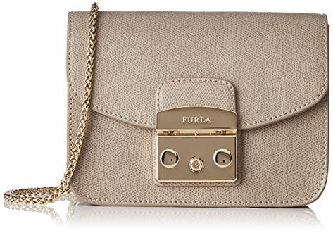 Woman Shoulder bag Furla Giada 885836 Creta in beige