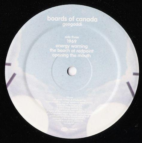 Boards Of Canada Geogaddi Vinyl Lp Lp Album At Discogs