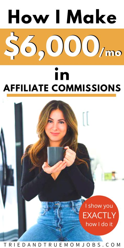 6 Best Affiliate Programs to Make Money And Earn $6,000 a Month