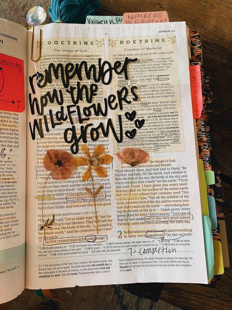 Wildflowers Journaling Sticker Pack (20ct)