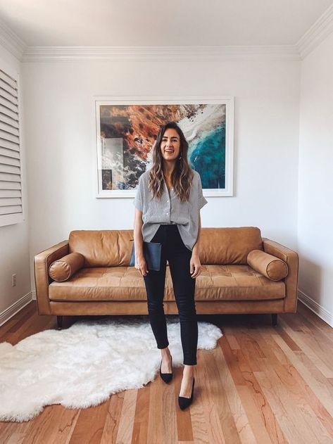 11 Holiday Looks with Everlane Basics (Natalie Borton Blog)