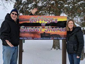 Former Detroit Lion Now Partner At Sunset Shores Resort Youth Football Camps Detroit Lions Sunset