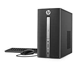 Hp Pavilion Desktop Computer Intel Core I5 7400 8gb Ram 1tb Hard Drive Windows 10 570 P020 Black Desktop Computers Hp Pavilion Desktop Laptop Repair